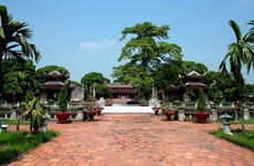 Hai Duong: Historical places officially named special national relic sites