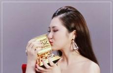 Huong Tram wins Best Asian Artist in Vietnam title