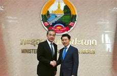 Laos, China agree to strengthen bilateral ties