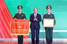 Military Central Hospital 108 honoured with heroic title