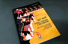 Italian scholar writes book on Vietnamese cuisine