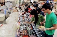 Japanese goods make their own way to enter Vietnamese market