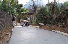 Hai Phong has 89 new-style rural communes