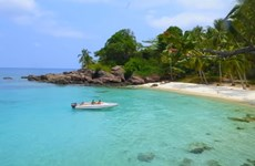 Kien Giang promotes tourism potential in India