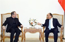 Prime Minister welcomes Holy See delegation