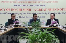 Workshop on President Ho Chi Minh held in India