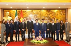 Dialogue on ASEAN-Italy Economic Relations to be held in Hanoi