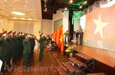 Vietnamese war veterans in Czech contribute to homeland