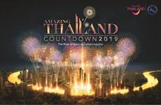 Thai tourism authority hosts Amazing Thailand Countdown 2019