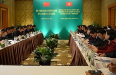 Vietnam, China to reinforce ties in border gate management