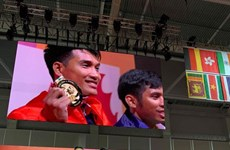 Vietnam finish second at World Pencak Silat champs