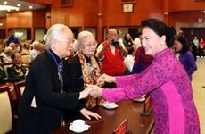 Former civil medical board honoured for excellent performance in wartime