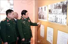 Exhibition features Vietnamese generals in resistance wars