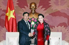 NA Chairwoman looks to tighten ties with Myanmar