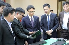 Deputy PM describes Nguyen Dynasty archives as priceless