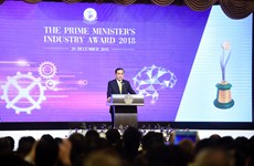 Thai Prime Minister's Industry Award 2018 honours SMEs