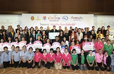 "Thailand launches ""Tourism for All 2019"""