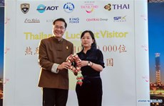 Thailand welcomes 10 million Chinese tourists in 2018