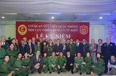 Vietnam People's Army founding anniversary marked in Ukraine