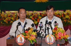 Cambodia: 41st session of CPP Central Committee wraps up