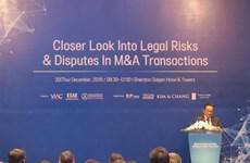 M&A dispute arbitration key: experts