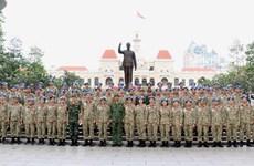 Field hospital no.2 – new milestone in Vietnam's peacekeeping efforts