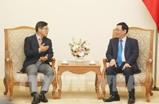 Vietnam ensures optimal conditions for Samsung's operations: Deputy PM