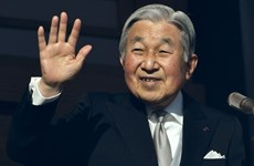 Leaders extend greetings to Japan on Emperor's birthday