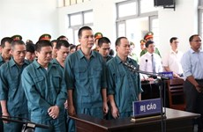 Twelve defendants sentenced in biggest fuel smuggling case in Vietnam