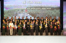 Programme honours outstanding ethnic minority figures