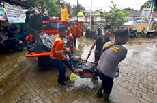 At least 168 people die in Indonesia tsunami