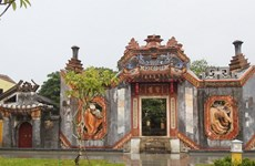 Hoi An opens old temple complex to public