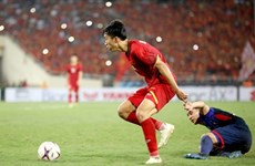 Vietnamese player among five U-21 stars to shine at AFC Asian Cup