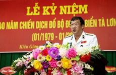 Ta Lon landing-by-sea campaign – milestone in victory over Pol Pot regime