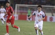 Vietnam tie DPRK 1-1 in friendly ahead of Asian Cup