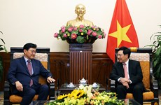 Deputy PM urges stronger Vietnam-RoK cooperation