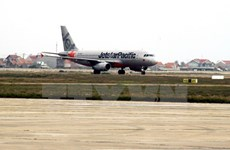 Jetstar Pacific reports 390 million USD in revenue