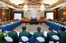 Vietnam, Laos boost anti-drug cooperation in border areas