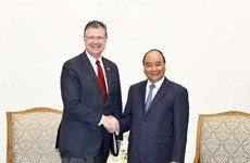 PM: Vietnam, US should continue close multifaceted cooperation