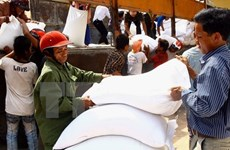 Over 120,000 tonnes of rice sent as relief to needy localities