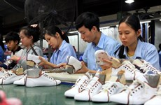 Footwear, bag exports estimated at 19.5 billion USD this year