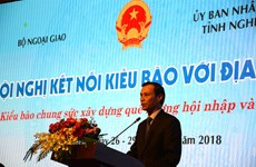 Conference helps connect overseas Vietnamese with localities