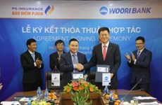 Vietnam non-life insurance company partners with Korean bank