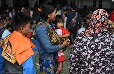 Indonesia: Dozens of thousands people evacuated over fear of new tsunami