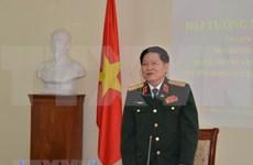 Vietnam, Laos deepen defence cooperation