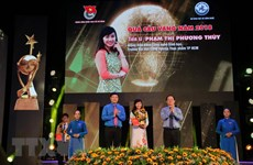 Young science-technology talents honoured with Golden Globe Awards