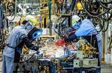 Manufacturing, processing contribute to economic growth