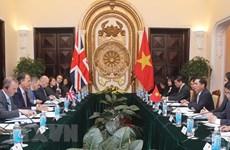 Vietnam, UK hold deputy minister-level political consultation