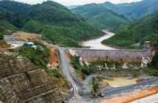 Laos to complete 12 hydropower dam projects in 2019