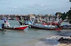 Thailand braces for tropical storm Pabuk